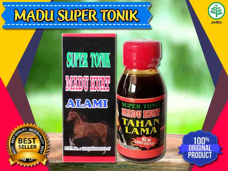 Dosis Mengkonsumsi Madu Super Tonik Herbal