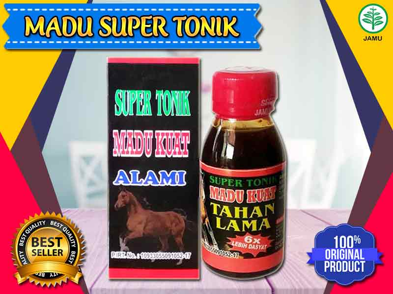 Testimoni Madu Kuat Super Tonik Herbal